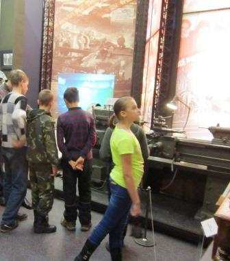 Экскурсия в Гродековский музей