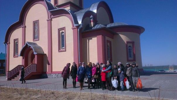 Поездка в Свято-Петропавловский женский монастырь