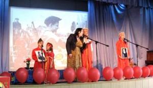 Пасхальный концерт в интернате 2013