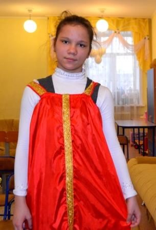 Наша помощница, Татьяна