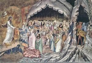 Прибытие в Галилею