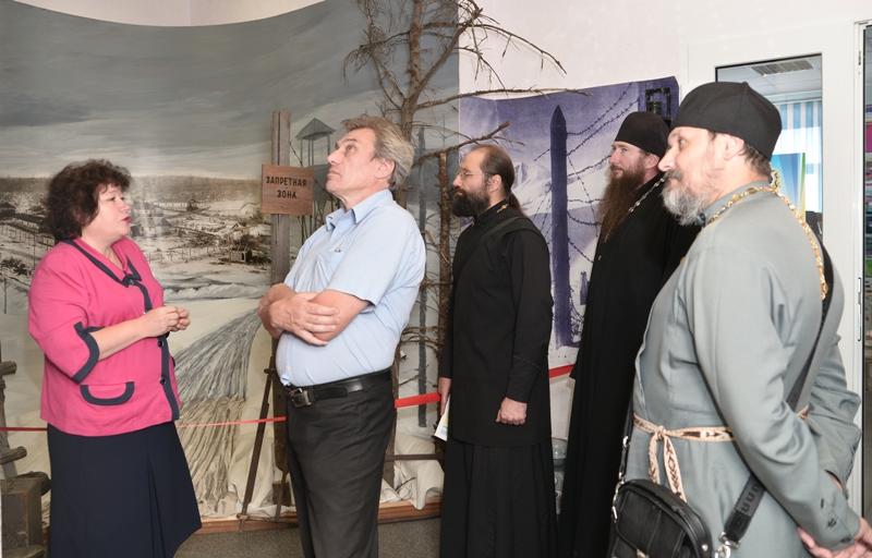 Посещение музея, пос. Ванино