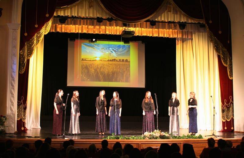Студенческий ансамбль «Легенда»