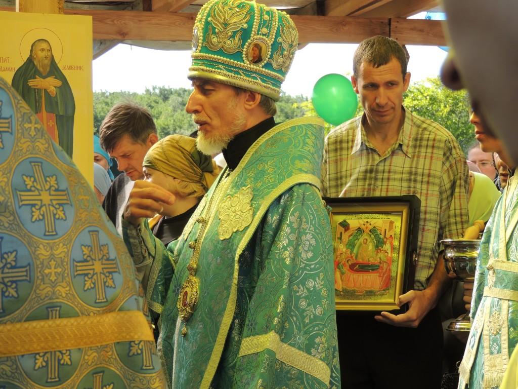 Митрополит Хабаровский и Приамурский Игнатий – настоятель Успенского монастыря