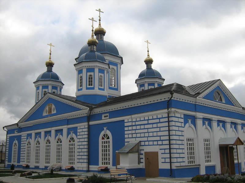Церков Рождества Пресвятой Богородицы