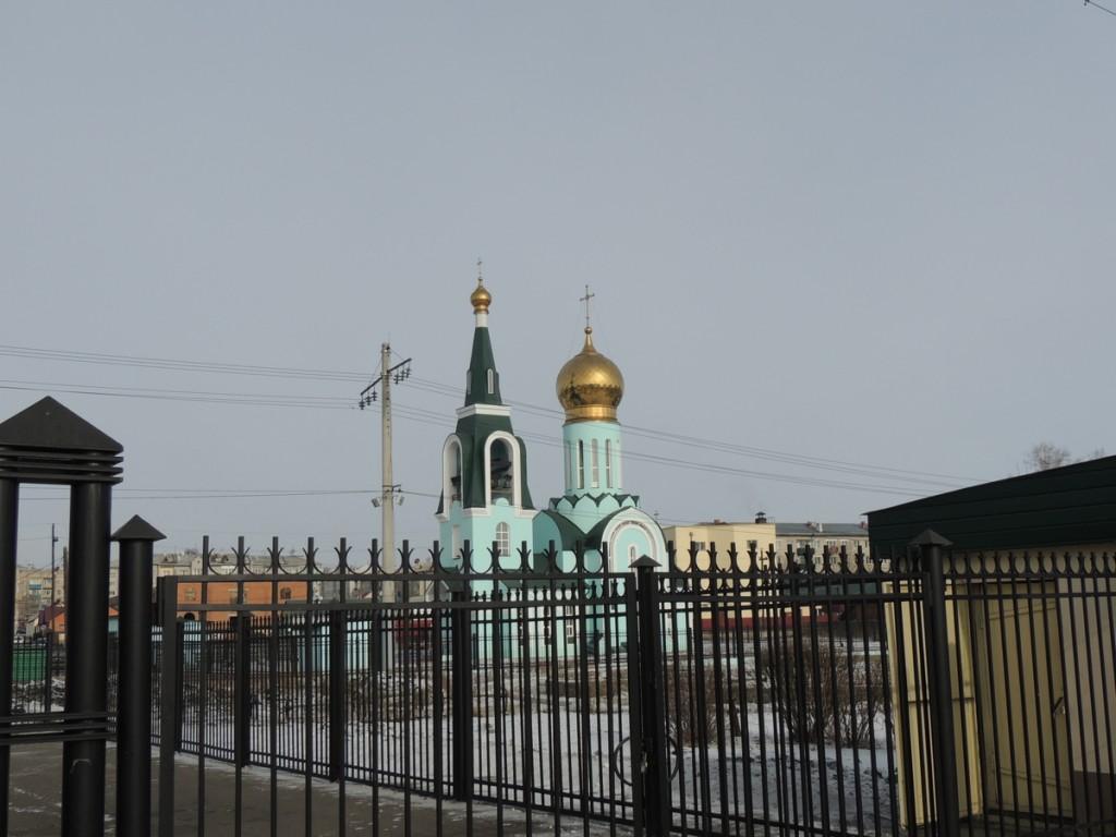Николай Чудотворец на Карымской