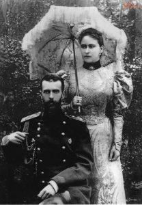 икона Елизаветы с мужем