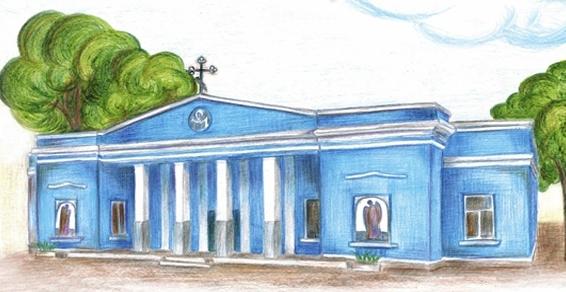 Храм на 5-й площадке
