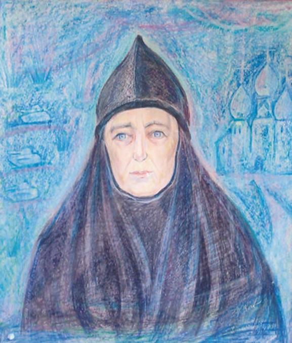 портрет м.Е.