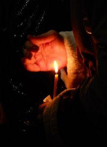 Молитва попавшего в беду