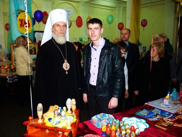 Участие учреждений УИС в православной выставке-ярмарке