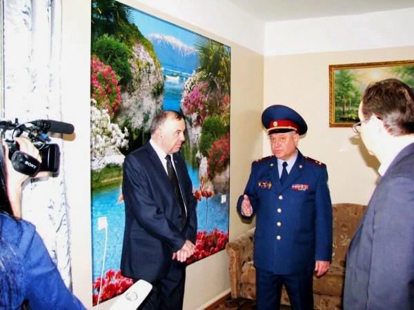 В мужской исправительной колонии общего режима №3 в г. Хабаровске