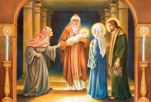 Сретение Господа Иисуса Христа